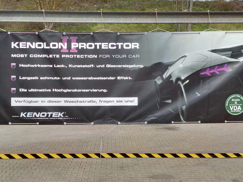 KENOLON PROTECTOR - Waschanlage Rottweil